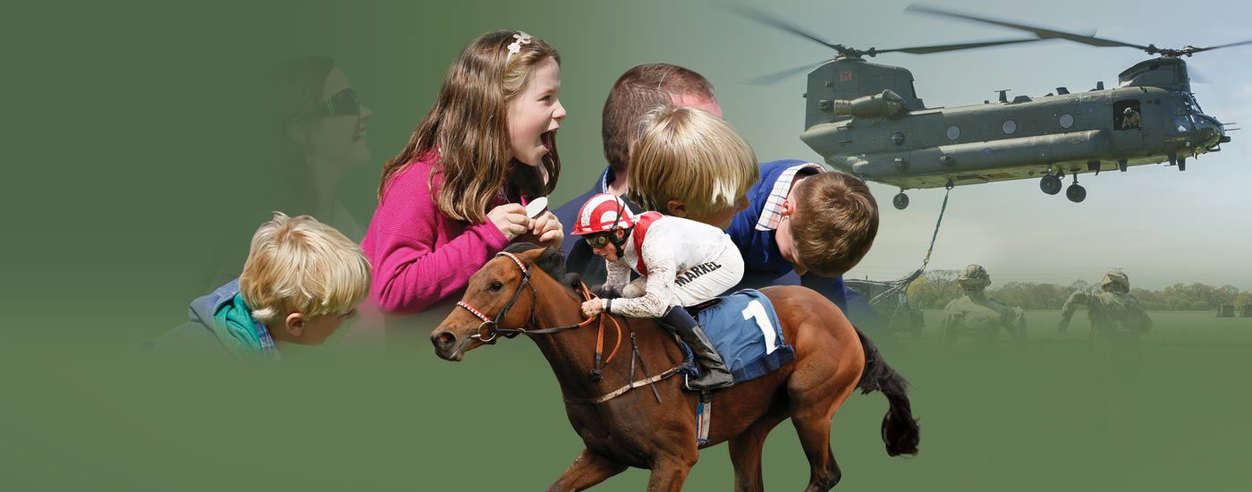 Worthington's Armed Forces Raceday
