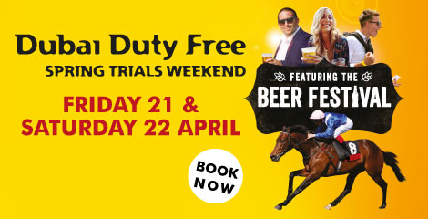 Dubai Duty Free Spring Trials Weekend