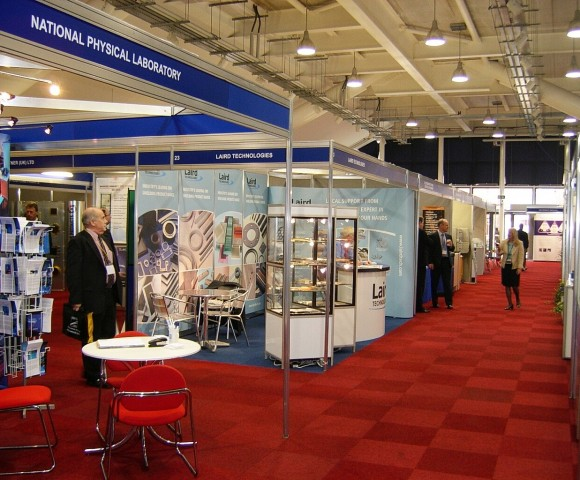 Exhibition Shell Scheme 2