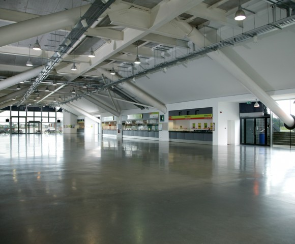 Grandstand Ground Floor