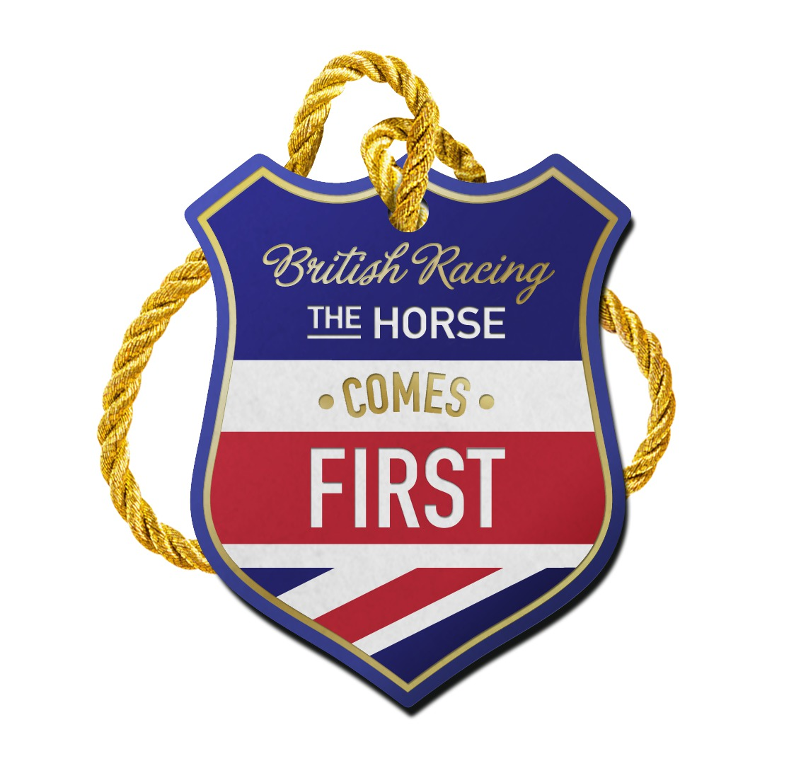 Horse Comes First Logo