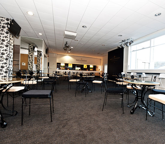 Newbury Racecourse Champagne Hall