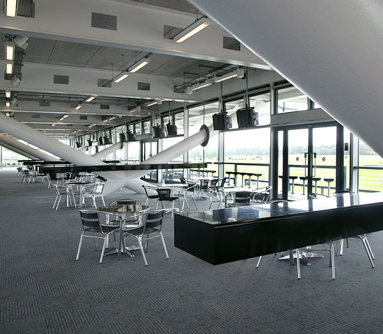 Newbury Racecourse First Floor