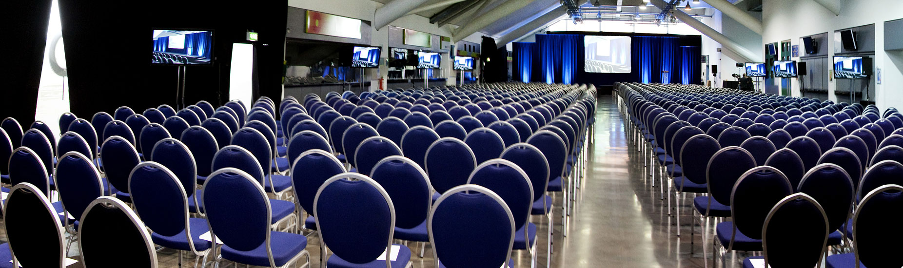 Newbury Banner Conferences Exhibitions