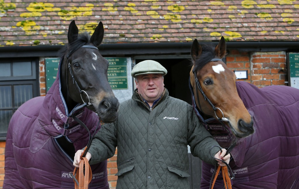 Paul Nicholls, Irish Saint and Irving