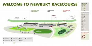 The Racecourse Newbury Layout