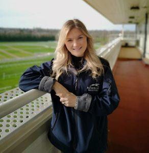 Sarah King - Newbury Racecourse Marketing Executive