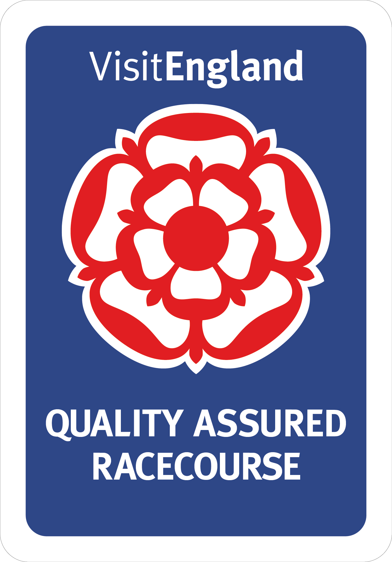 Visit England Quality Asured Racecourse